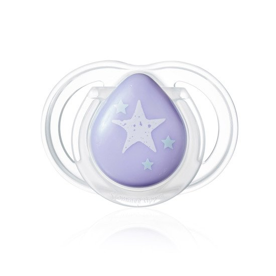 Sucette Closer To Nature Newborn x1 Fille 0-2 mois de Tommee Tippee