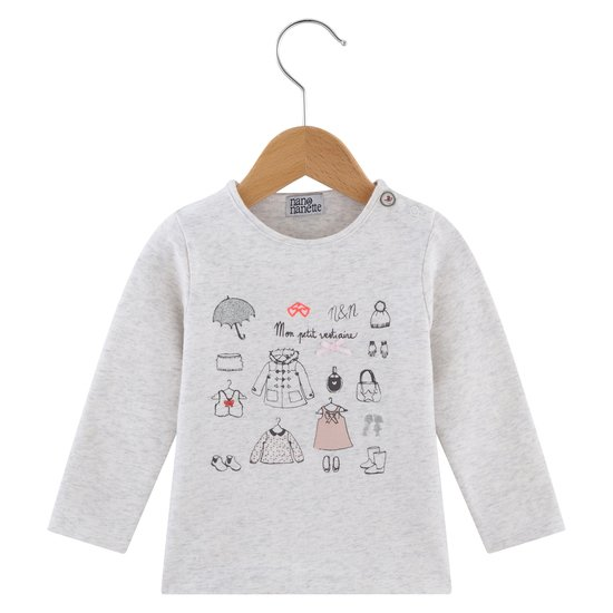 T-shirt collection Winter Kids Fille