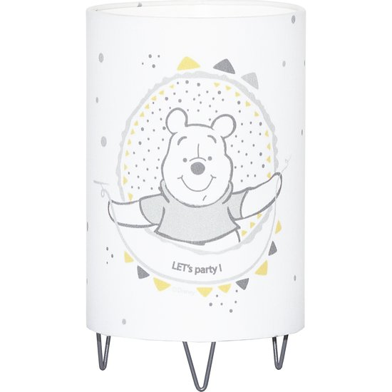 Winnie Let's Party luminaire Blanc  de Disney Baby