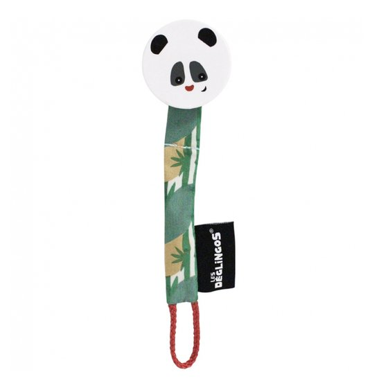 Rototos le panda attache-sucette
