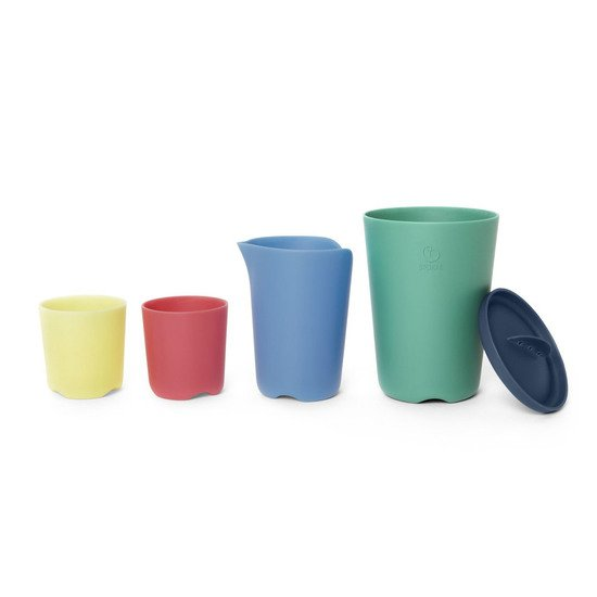Flexi Bath® tasses jouets Multicolore  de Stokke®