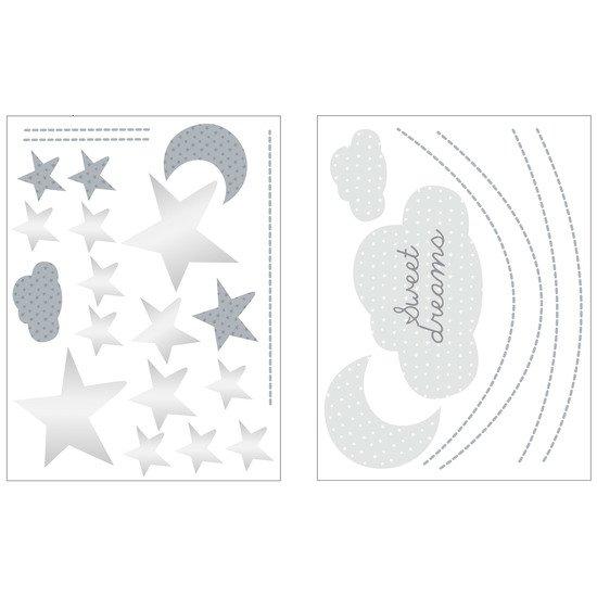 Décoration chambre bébé : stickers et transferts | Aubert