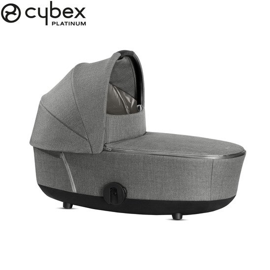 Nacelle Lux MIOS Manhattan Grey Plus  de Cybex