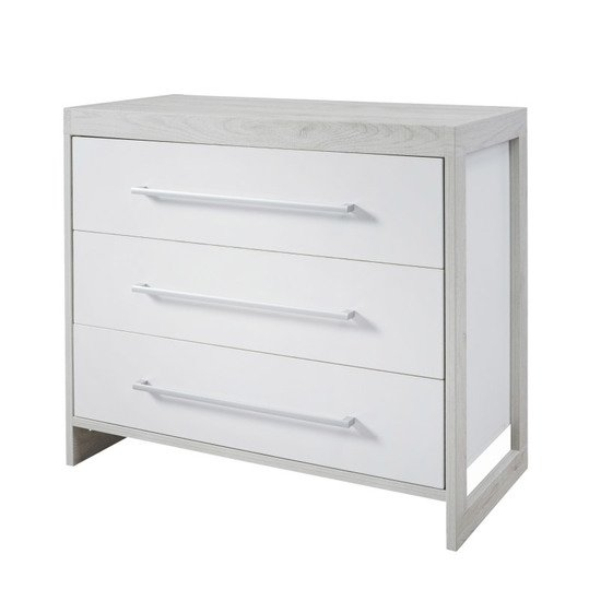 Frame commode 3 tiroirs Blanc  de TWF (The Wood Factory)
