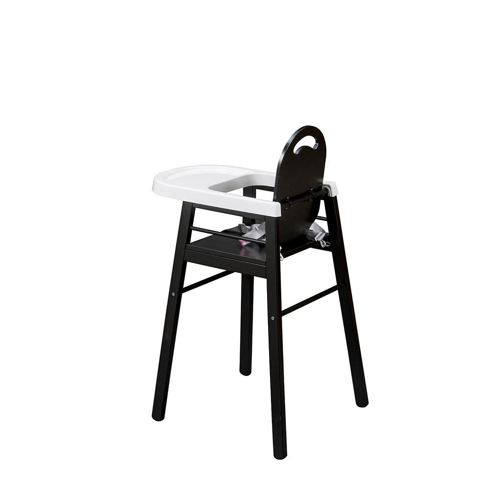 Chaise lili fixe naturel de combelle chaises hautes fixes aubert - Chaise haute lili combelle ...
