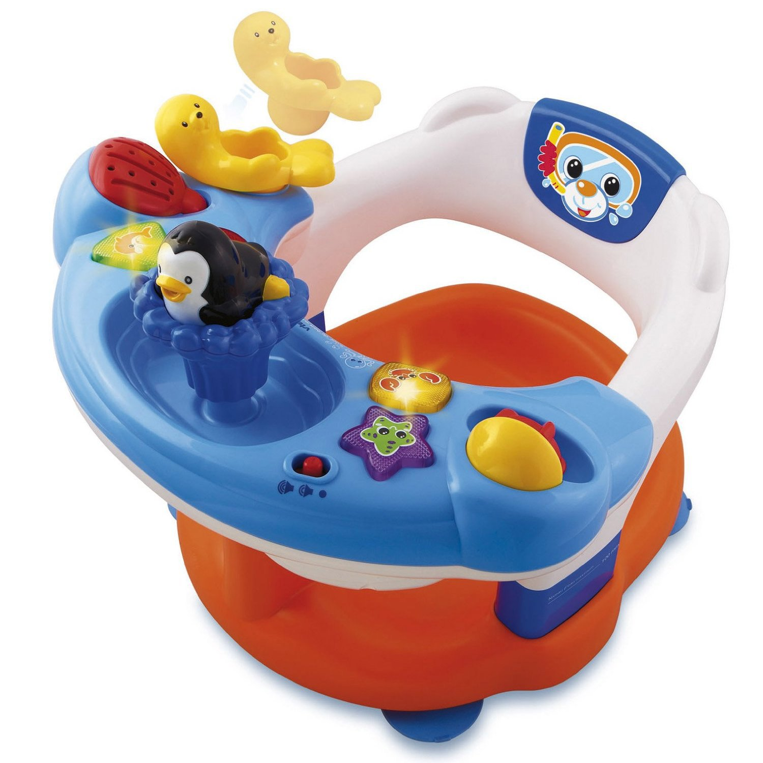 Bain 1 Interactif De 2 Siège En VtechFauteuilsAubert HD2WE9I