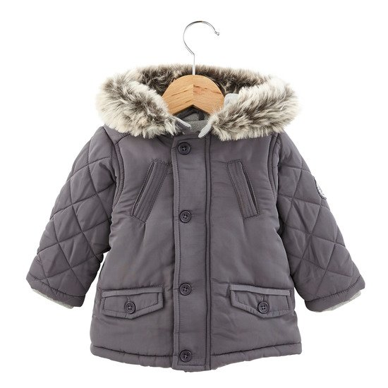 Parka Garçon Collection Portobello Gris London  de Marèse