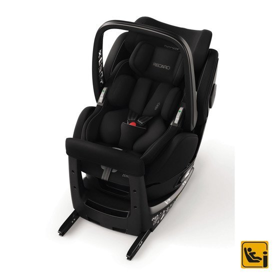 Zero.1 Elite i-Size Performance Black  de Recaro