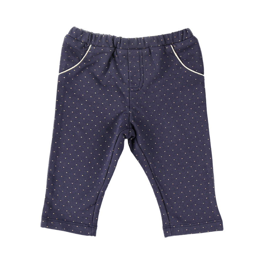 Jegging pois collection Explore Fille Gris 3 mois de Noukies