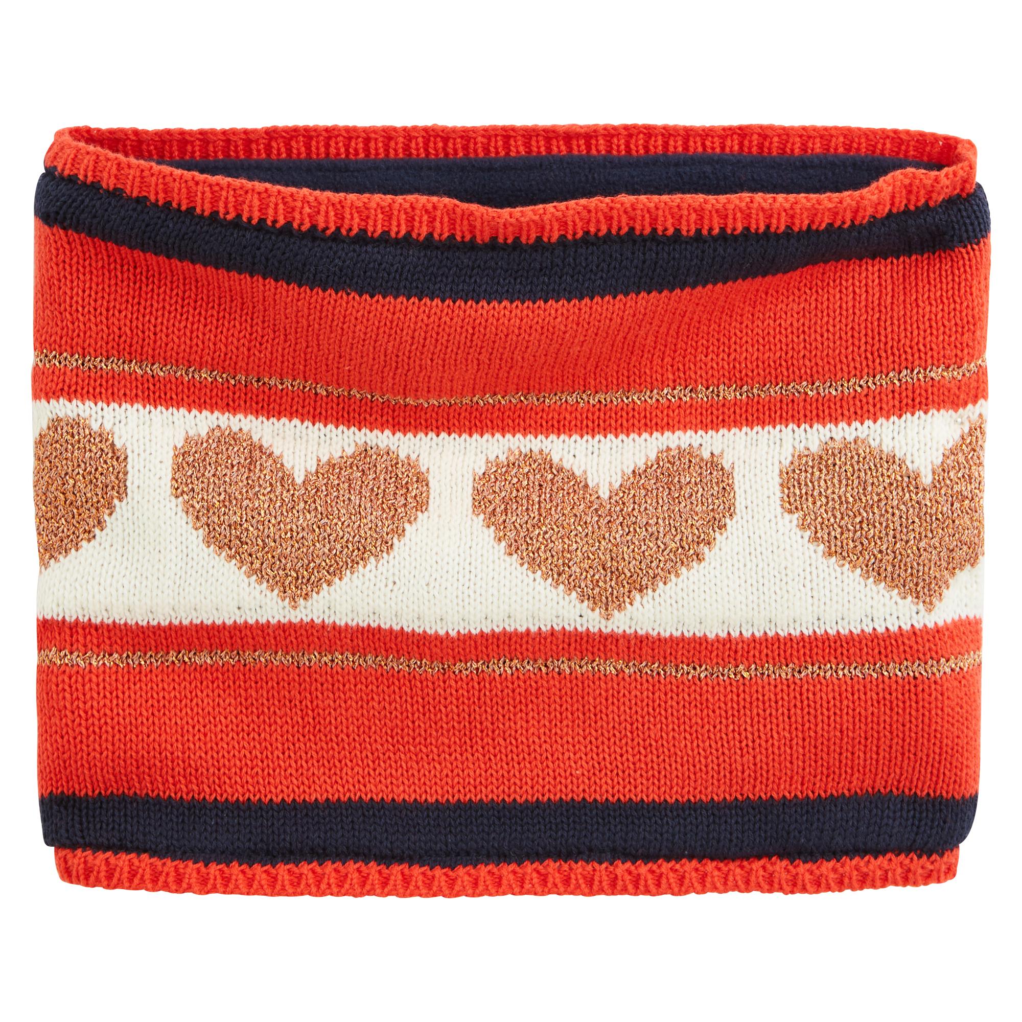 Bonnet + écharpe collection Pop Cargo Fille Rouge  de Marèse