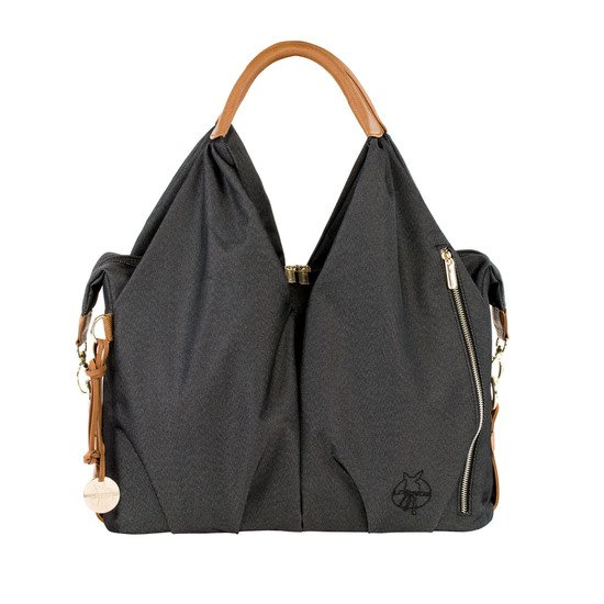 Sac Green Label Neckline Denim black  de Lässig