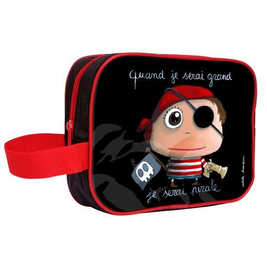 Trousse de toilette Pirate  de Label Tour