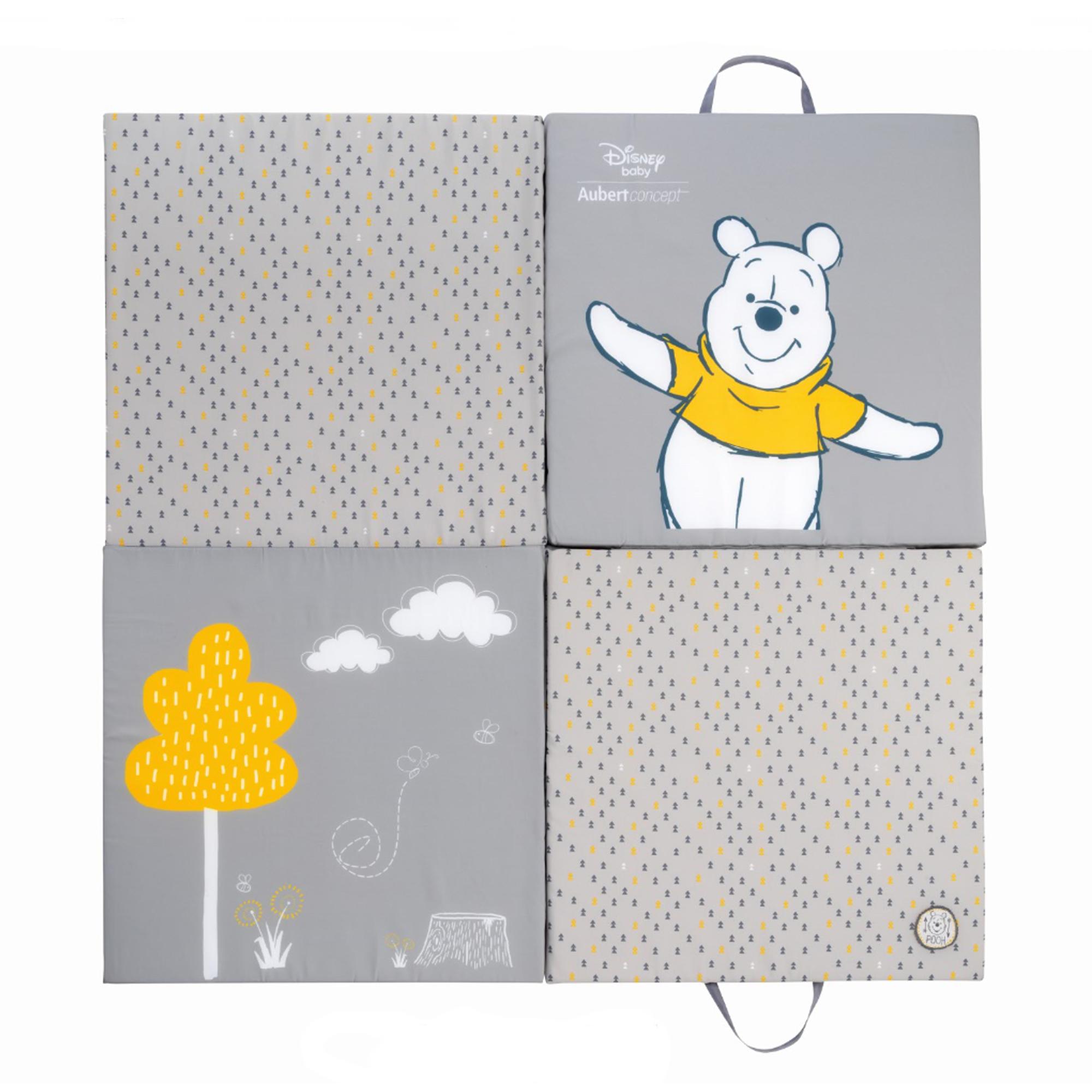 Tapis Chambre Bébé Mixte tapis matelas de sol winnie l'ourson de aubert concept