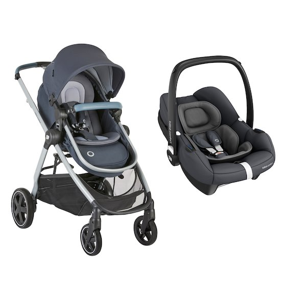 Pack Thia Air + Cosi Tinca Essential Graphite  de Bébé Confort