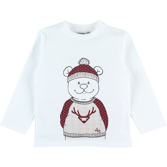 T-shirt Garçon Collection Smart Boy Nouky winter  de Noukies