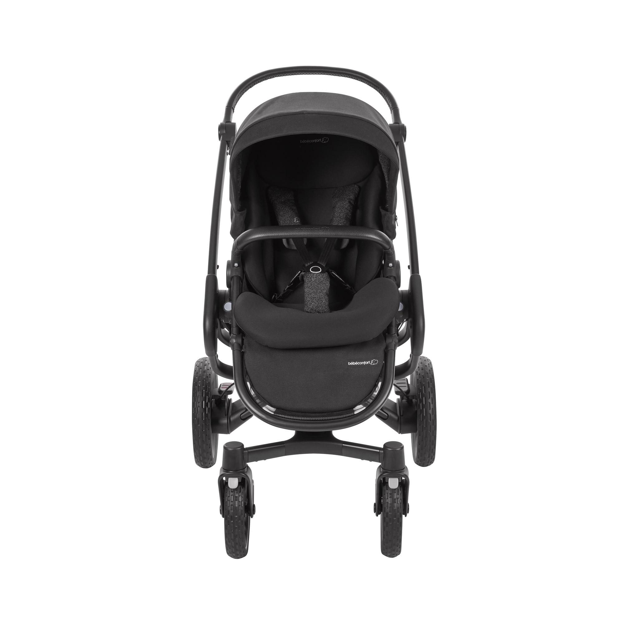 Nova 4 roues Nomad Black  de Bébé Confort
