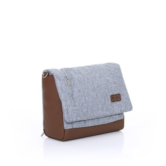 Sac Diaper Urban Graphite Grey  de ABC Design