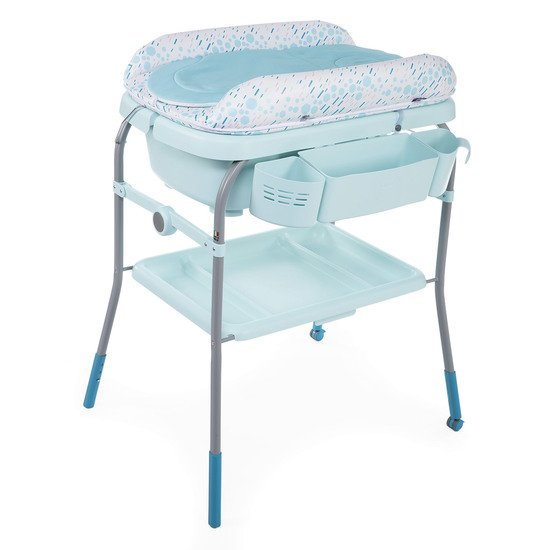 Combi bain et change Cuddle & Bubble Green  de Chicco
