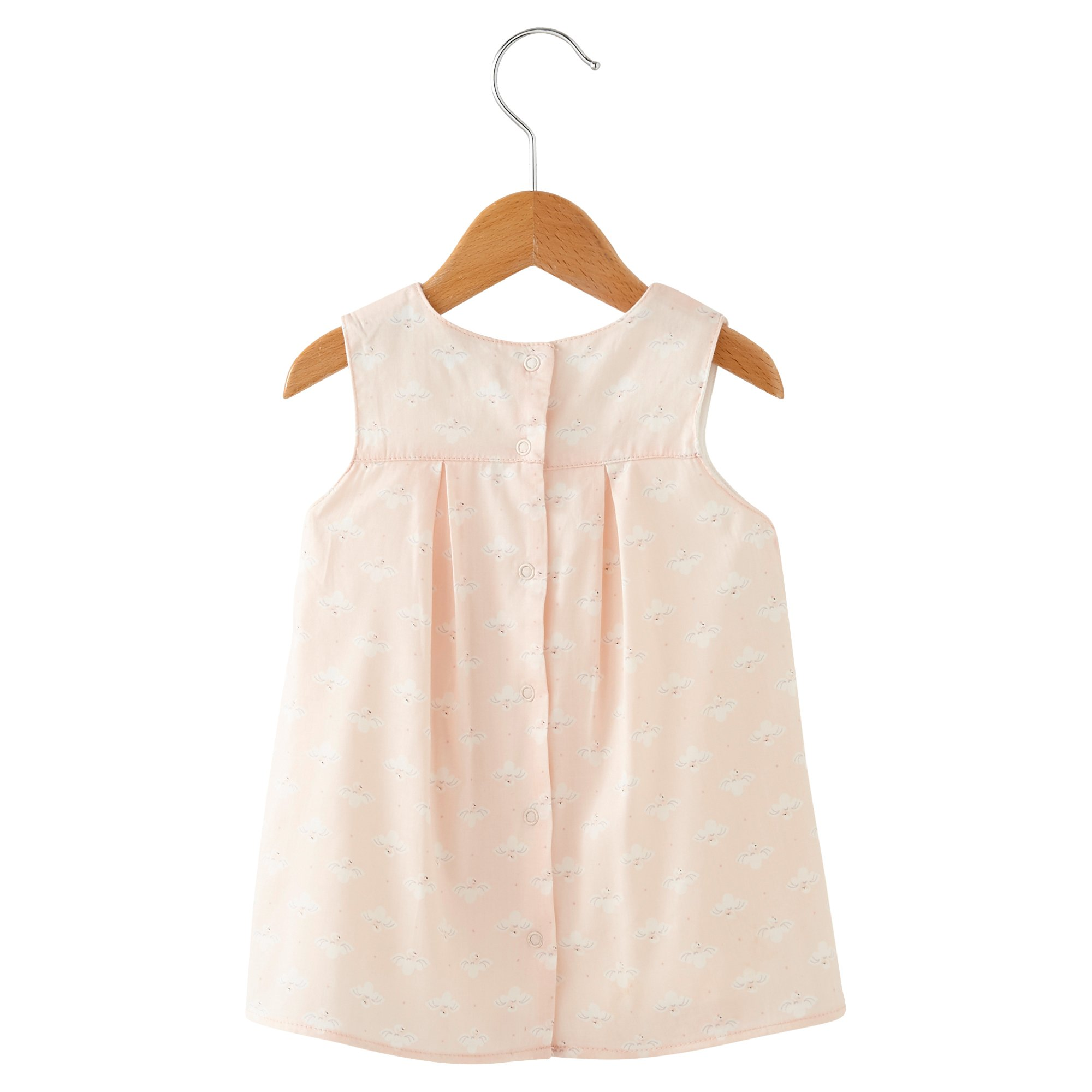 Robe collection Douceur Câline Rose  de P'tit bisou