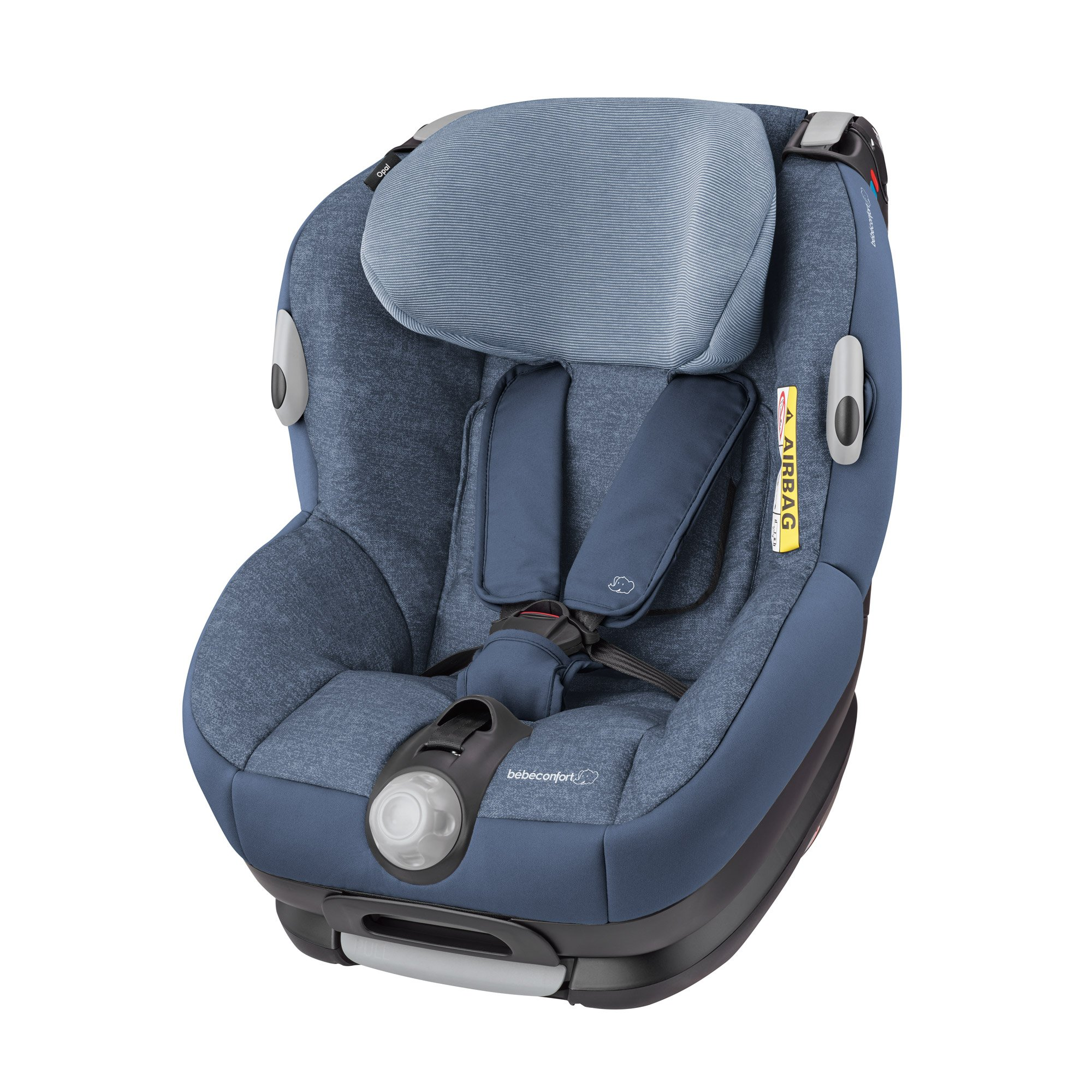 Opal Nomad Blue de Bébé Confort, Siège auto Groupe 0+ 1 ( 18kg)   Aubert 20affc032abf