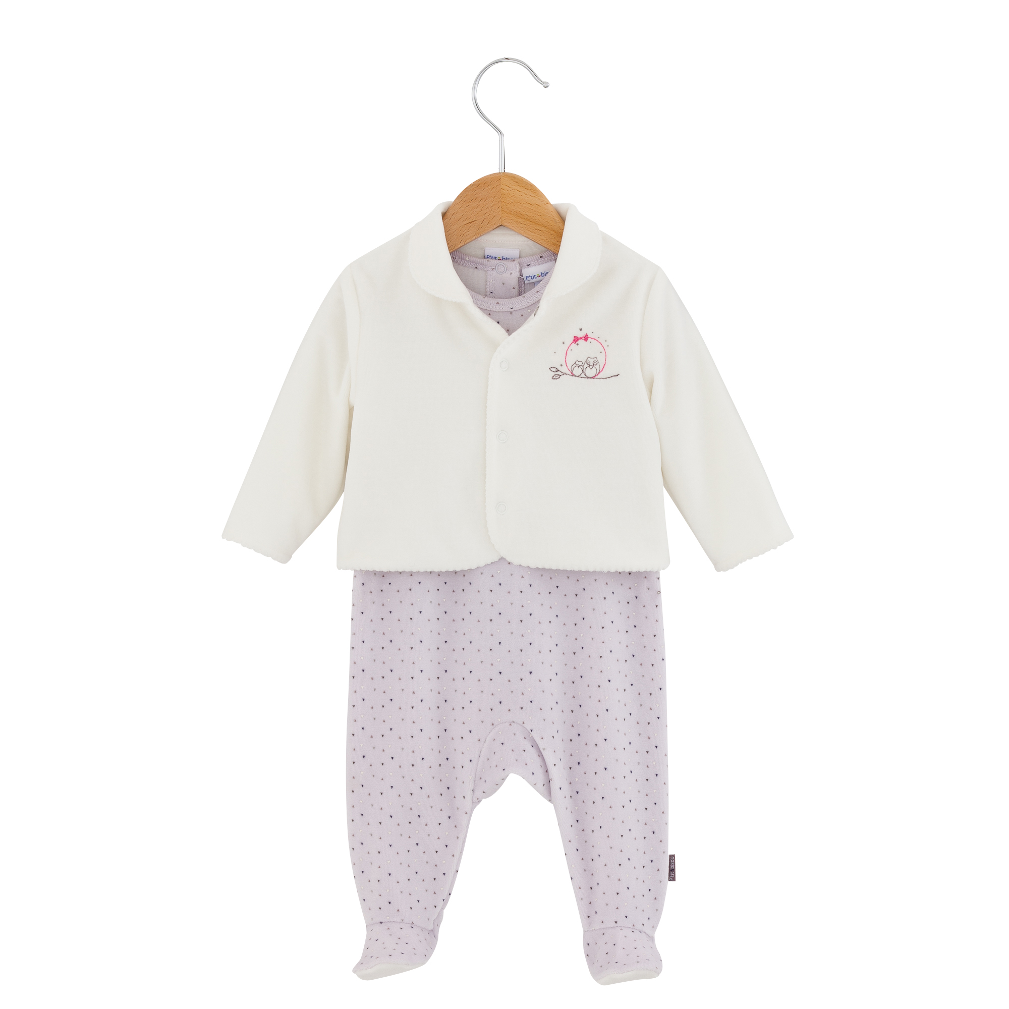 Ensemble pyjama collection Petit Cocon