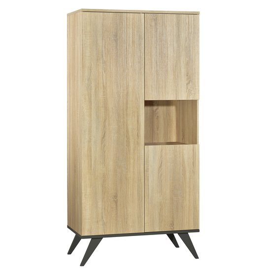 New York armoire 3 portes   de Sauthon Baby's Sweet Home