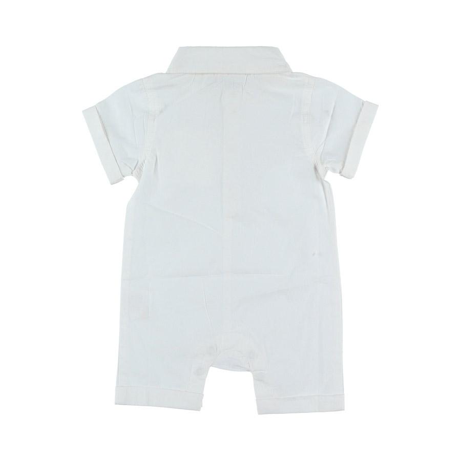 Combinaison collection Smart Boy Blanc  de Noukies