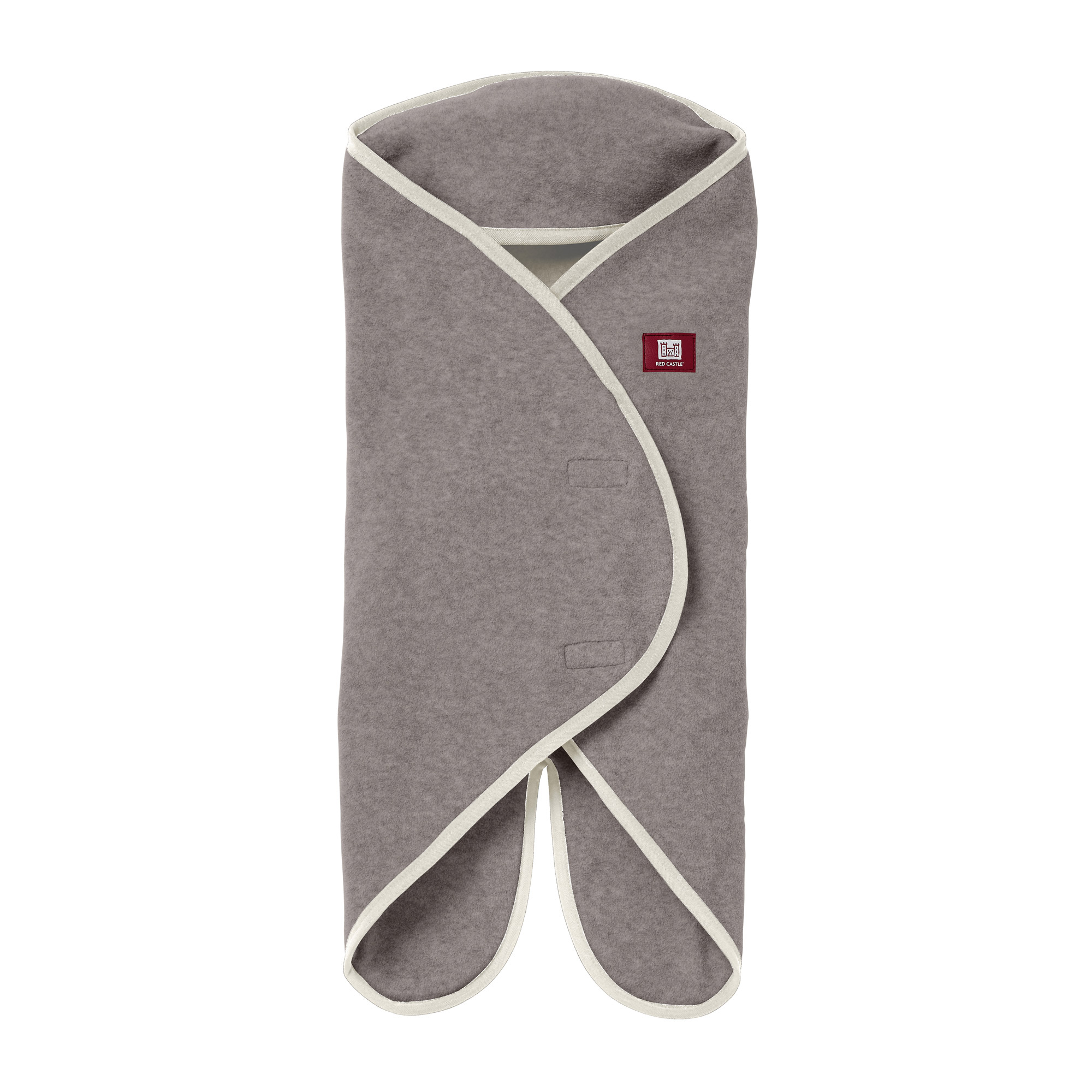 Couverture Babynomade® double polaire Beige T2 de Red Castle