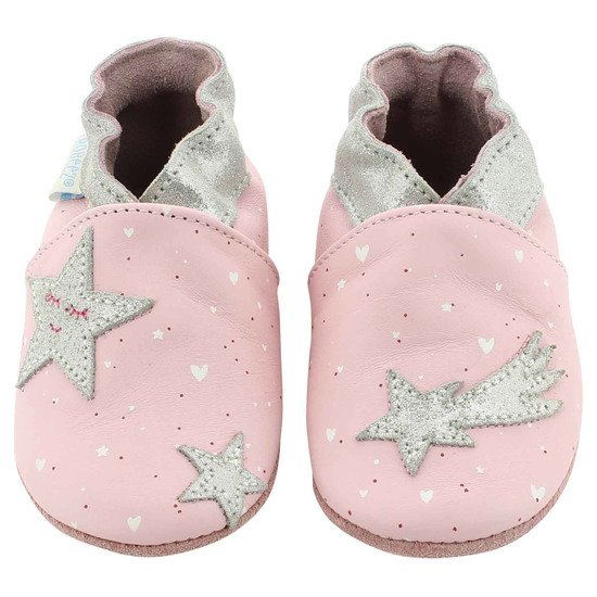 Chaussons Night Star Rose  de Robeez