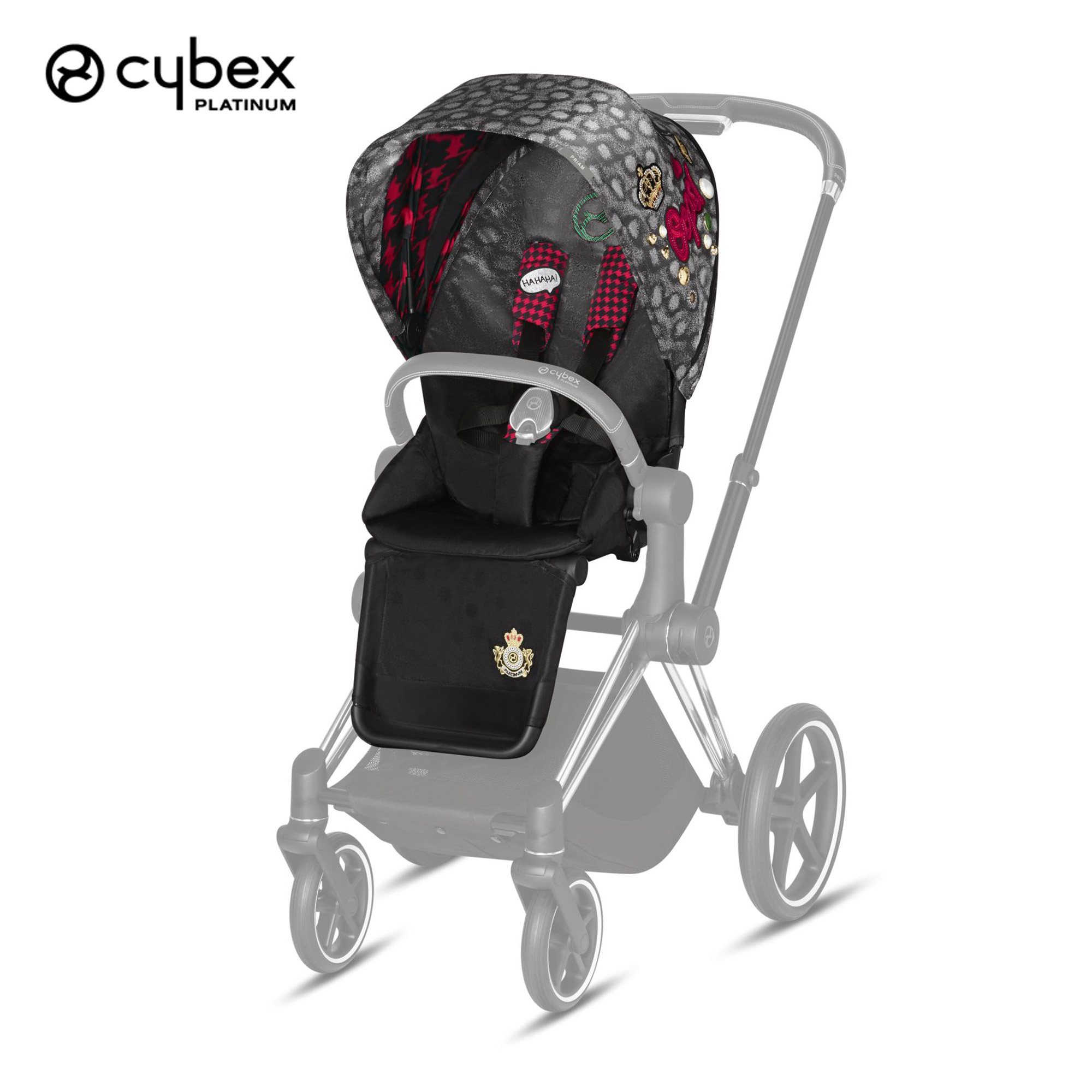 Priam pack siège Rebellious  de Cybex