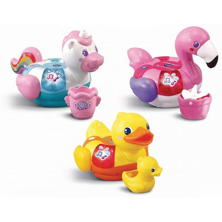 Magic'Splash p'tites bouées animaux   de Vtech