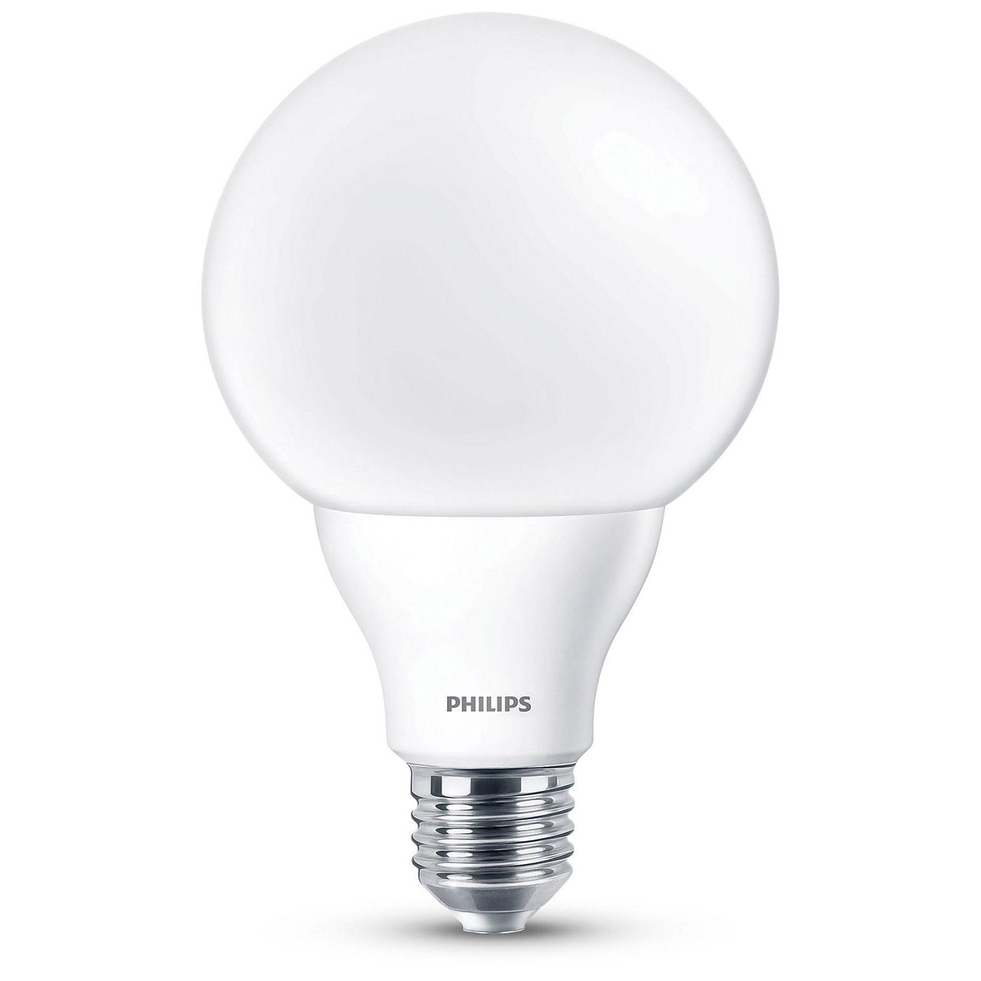 Ampoule Led Globe 9 5w 60w De Philips Lampes Aubert