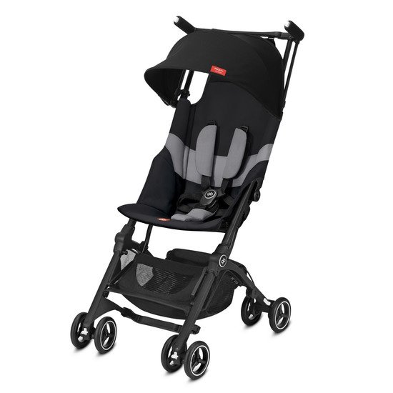 Pockit+ Plus tout terrain Black/black  de gb