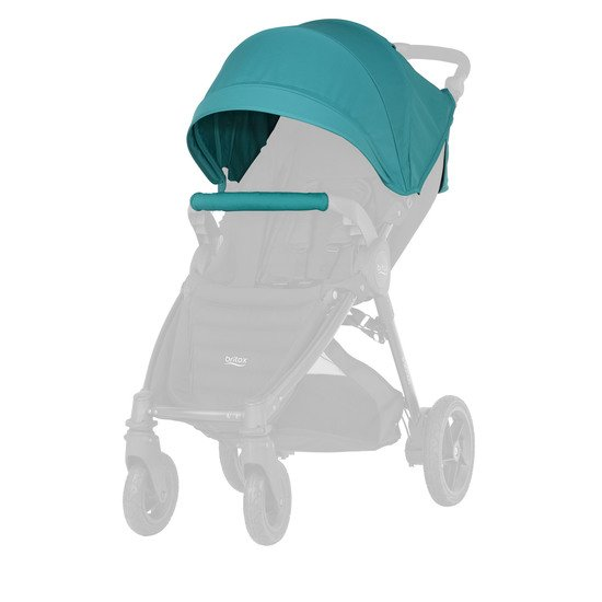 Canopy Pack B-Motion/B-Agile 4 Plus Lagoon Green  de Britax