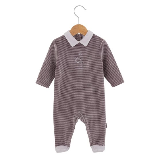 Pyjama rayures collection Petit Cocon