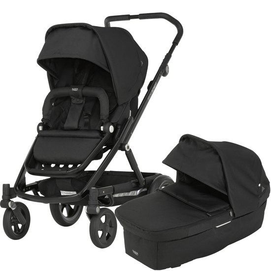 GO Next + nacelle Black Ink  de Britax
