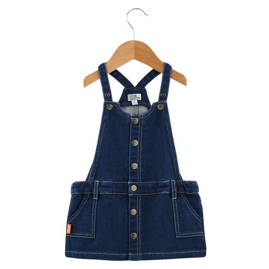 Robe salopette collection Native American Girl Denim  de Nano & nanette
