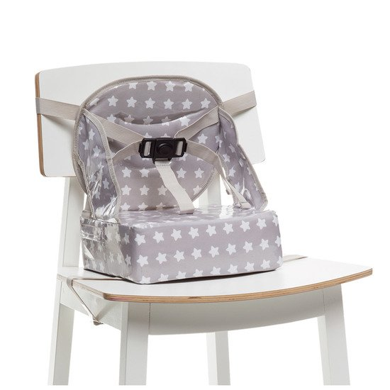 Rehausseur Easy Up White Stars  de Babytolove