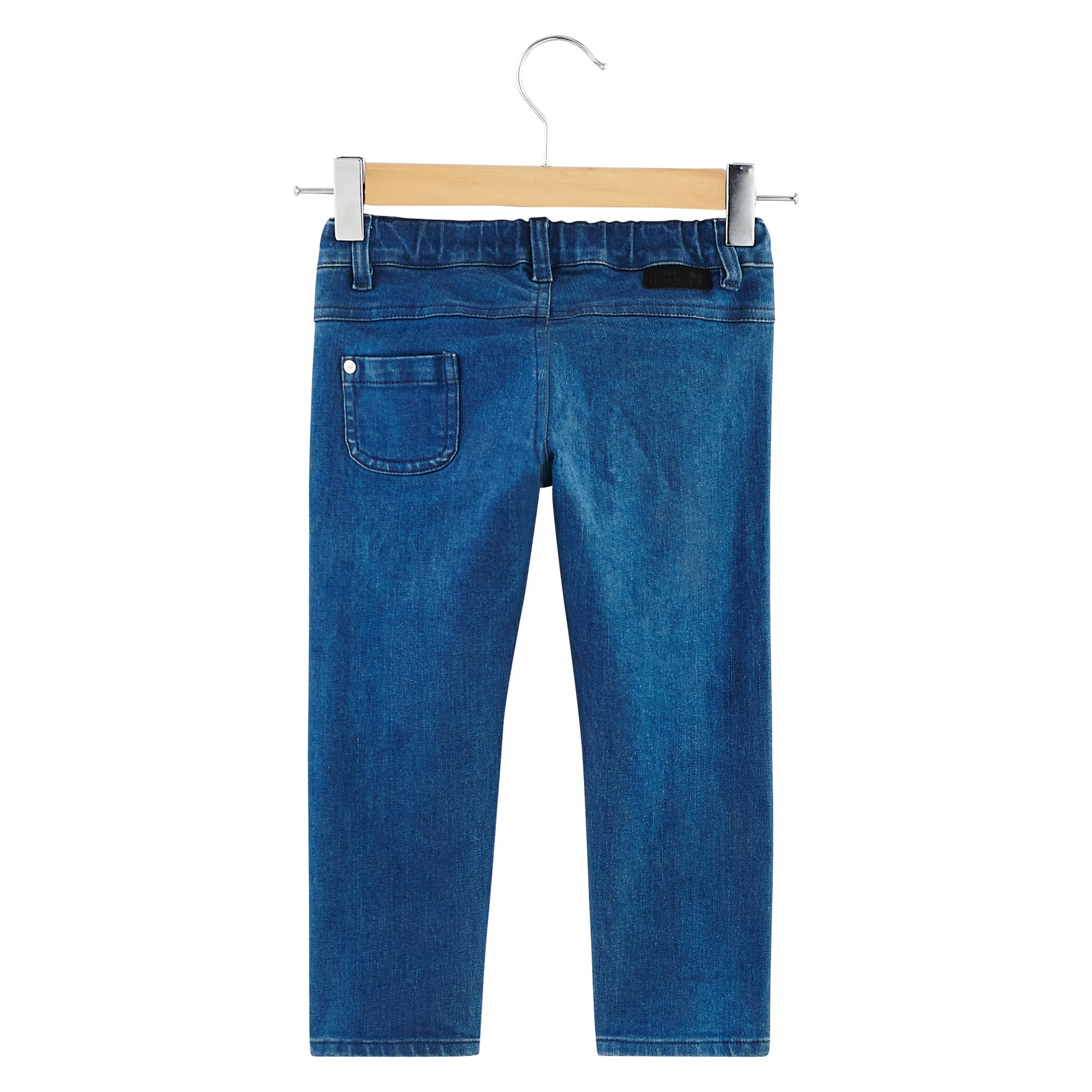 Pantalon denim collection Nashville Music City Fille Bleu  de Nano & nanette