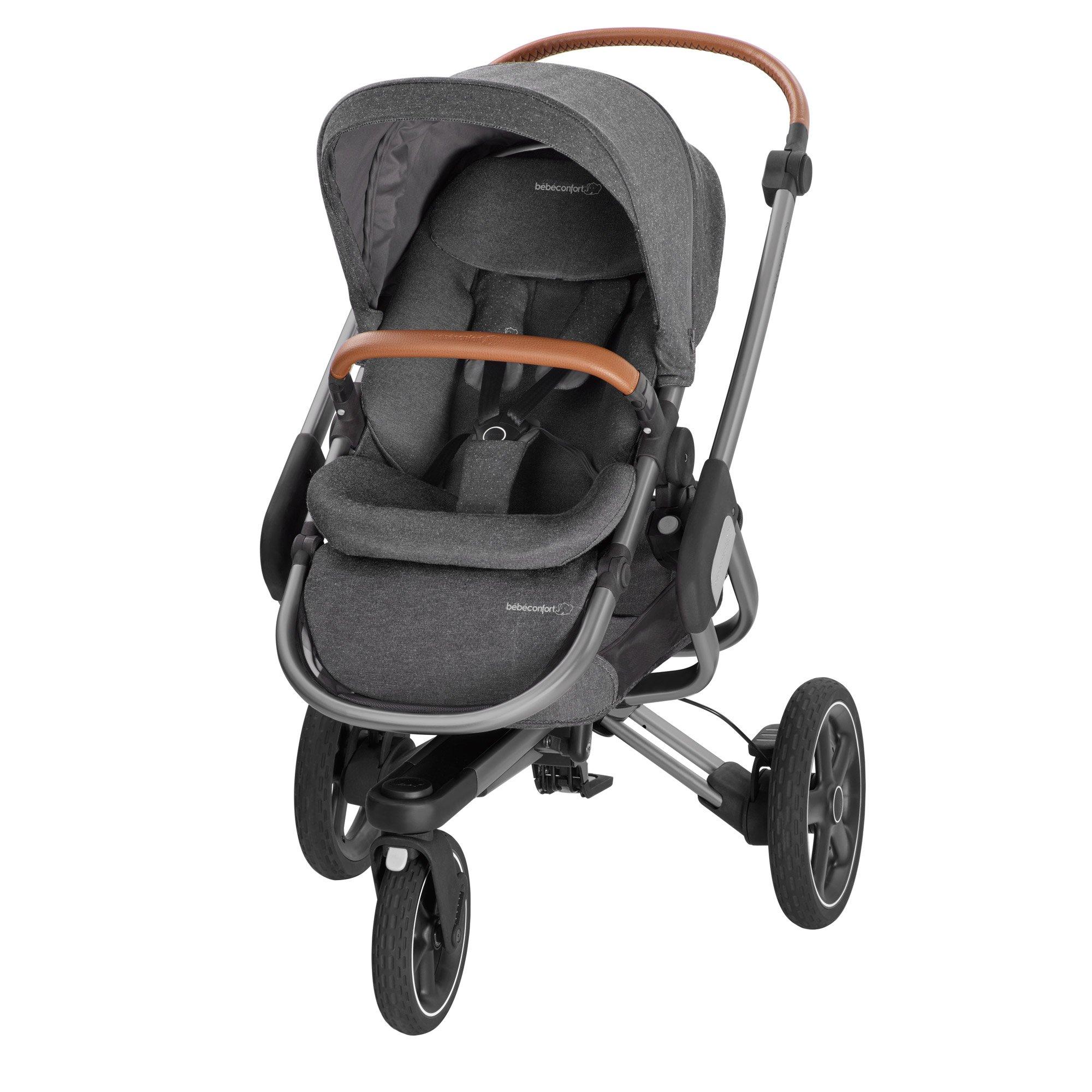Nova 3 roues Sparkling Grey de Bébé Confort,