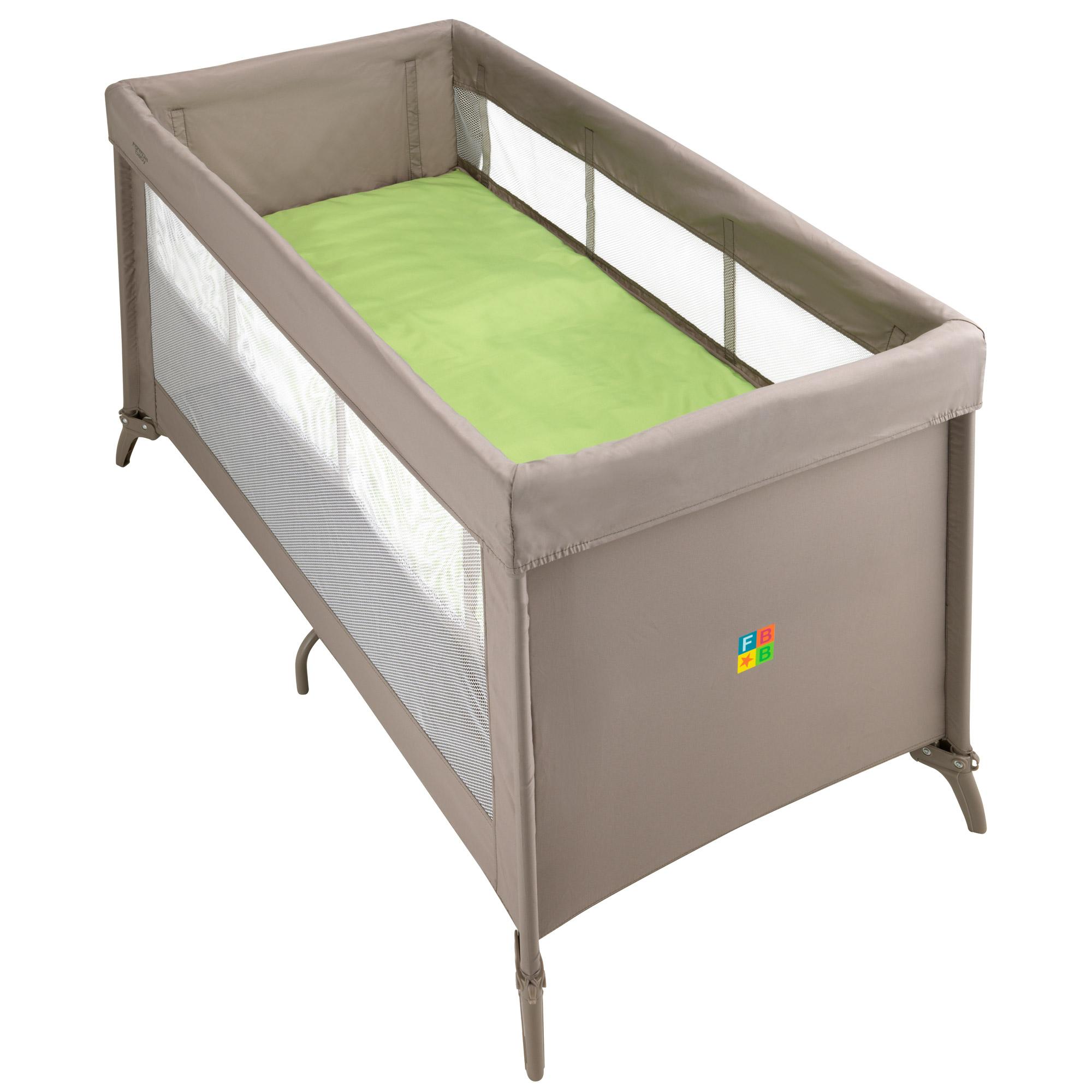 bassinet r hausseur pour lit parapluie gris de formula baby lits parapluies aubert. Black Bedroom Furniture Sets. Home Design Ideas
