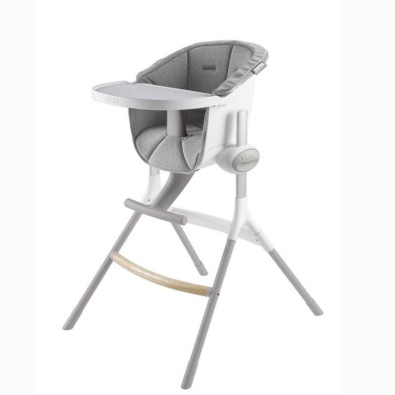 Assise pour chaise haute Up & Down Grey  de Béaba