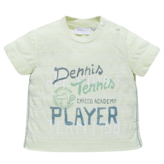 T-shirt tennis collection Garçon
