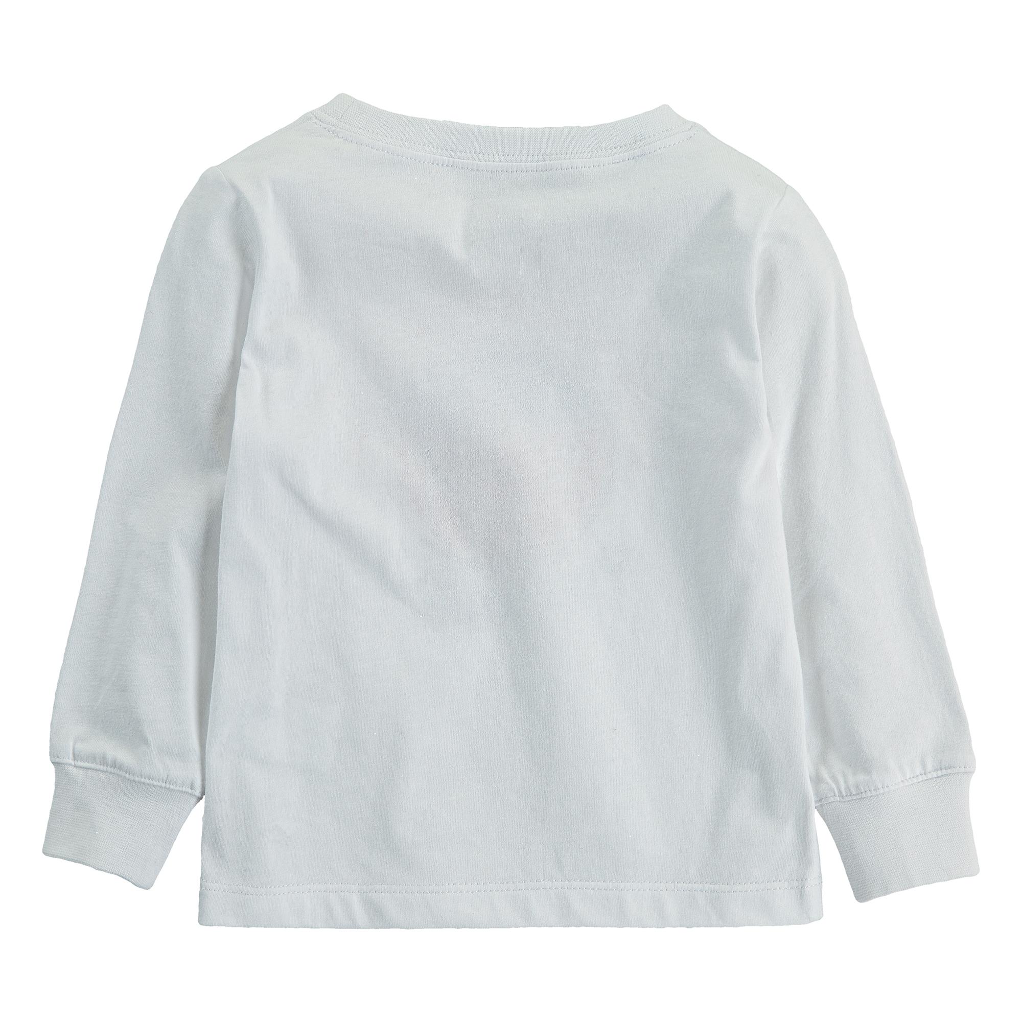 T-shirt original collection Levi's Kids Hiver 2019 Blanc  de Levi's Kids