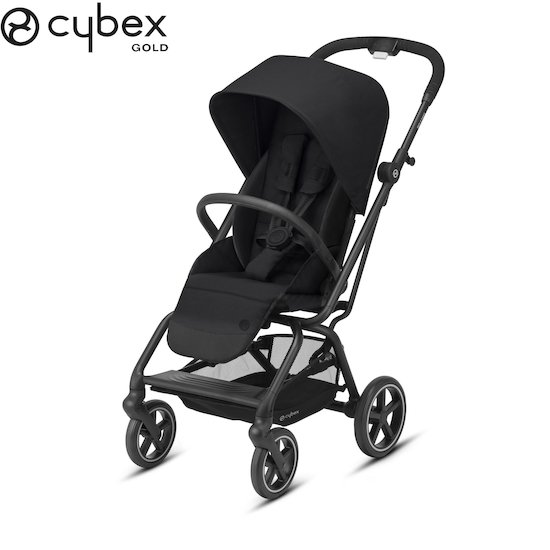 Eezy S Twist+ 2 Deep Black  de Cybex