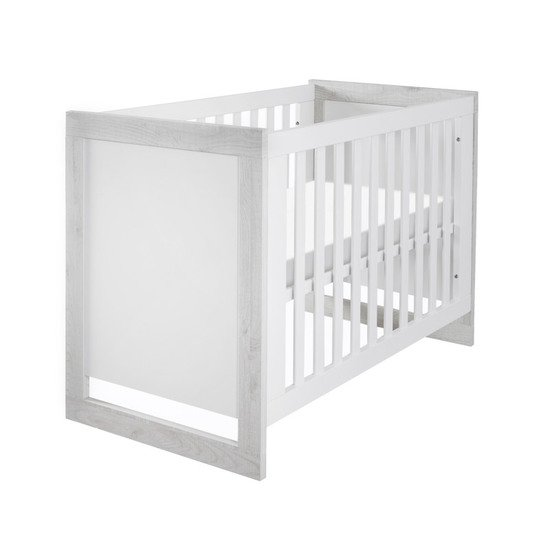 Frame lit 60x120 Blanc 60x120 de TWF (The Wood Factory)