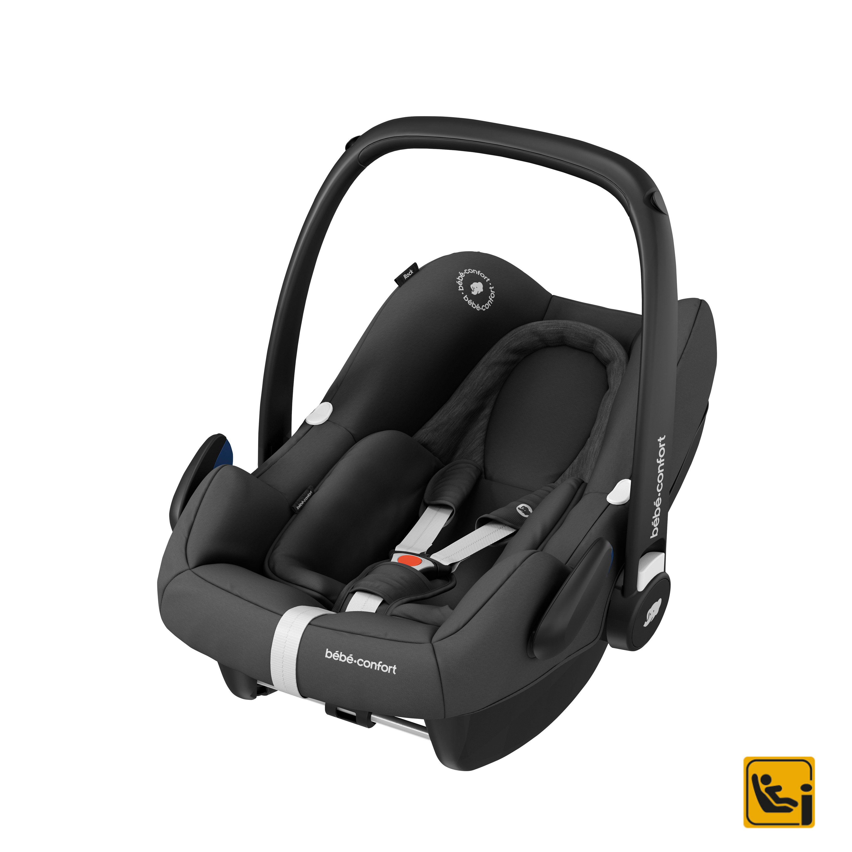 Cosi Rock Essential Black  de Bébé Confort