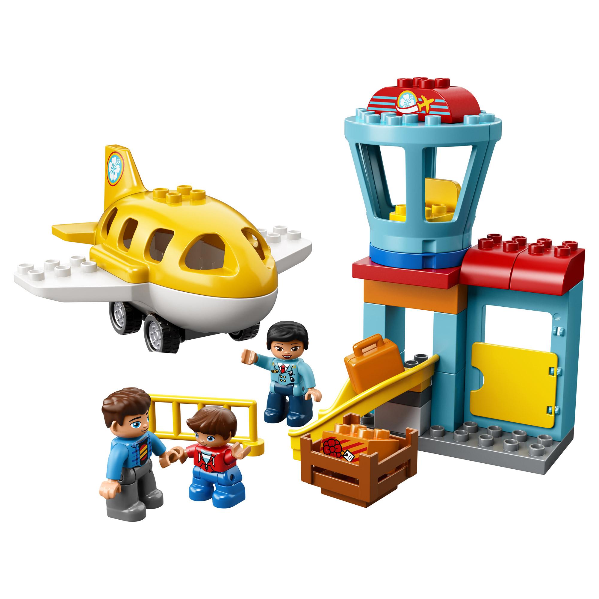 L'aéroport Lego® Multicolore De Duplo®Jouets D'activitésAubert dCxBoe
