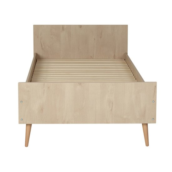 Cocoon lit junior Natural Oak  de Quax
