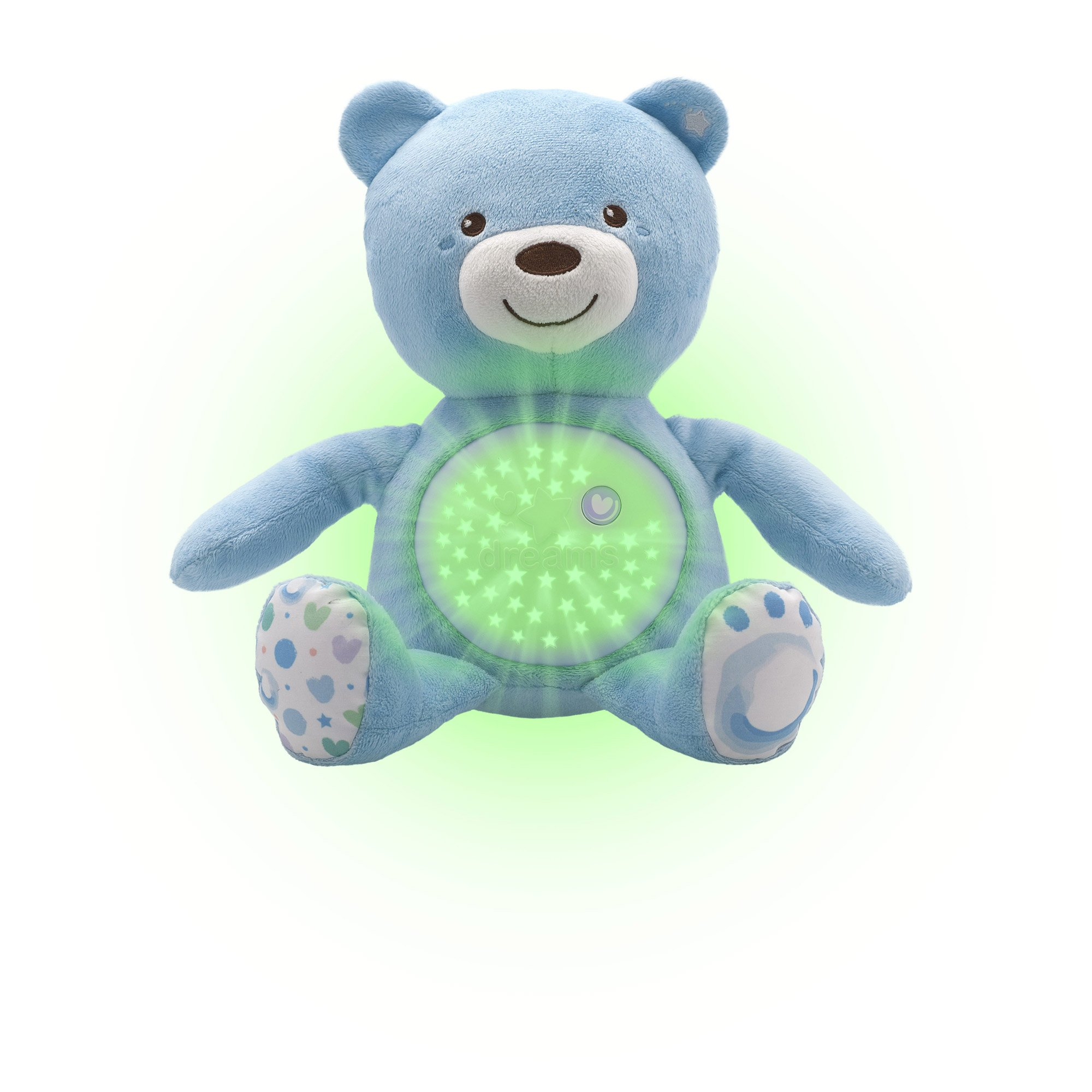 Baby Bear projection first dream Bleu  de Chicco